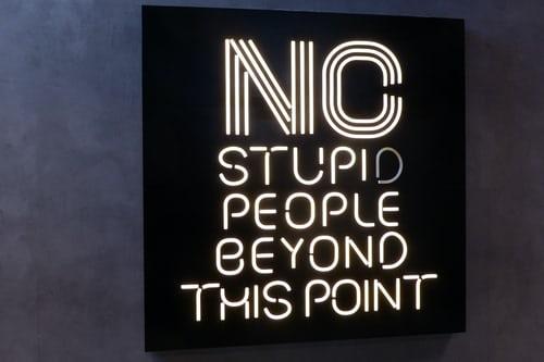 Клиенты не тупые