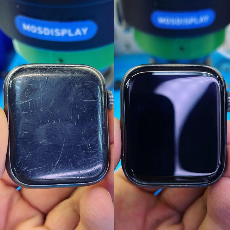 Полировка Apple Watch
