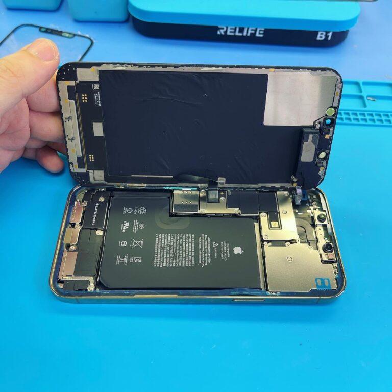В iPhone 13 после замены экрана перестанет работать Face-ID